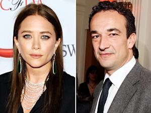 Mary-Kate Olsen and Olivier Sarkozy Work Out Together!