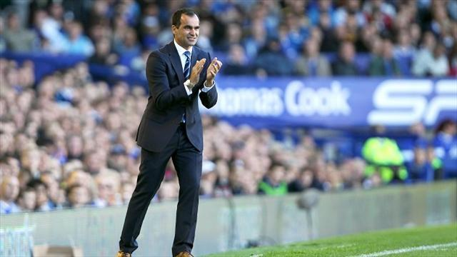 Premier League - Martinez excited by Merseyside derby