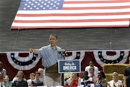 Obama in tour elettorale con nuovo slogan: Betting on America