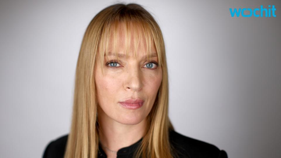 Uma Thurman Returns to CAA
