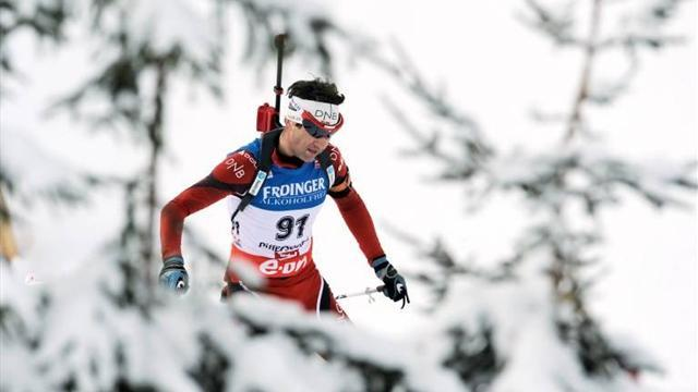 Biathlon - Norway dominate Hochfilzen relays
