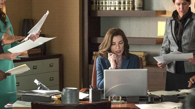 'Good Wife' EPs Preview Major New Season Changes