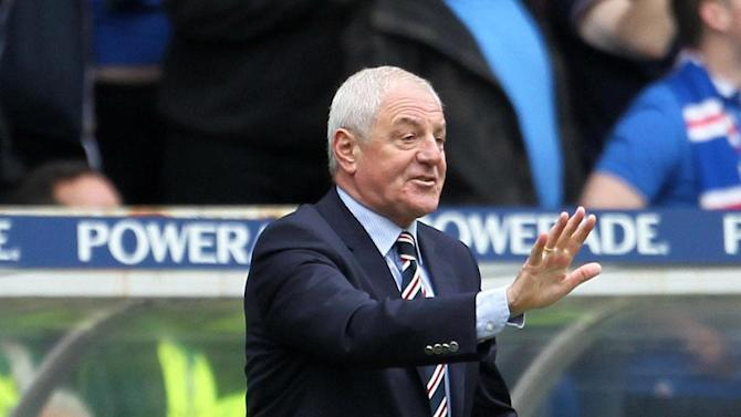 Former boss Walter Smith has returned to Rangers as a non-executive director