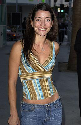 Emmanuelle Vaugier at the LA premiere of New Line's Freddy vs. Jason