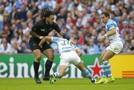 New Zealand v Argentina - IRB Rugby World Cup 2015 Pool C