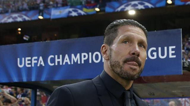 Liga - Atletico coach Simeone positive over title run-in