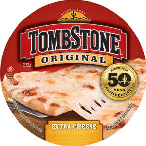 Tombstone Original Extra Cheese