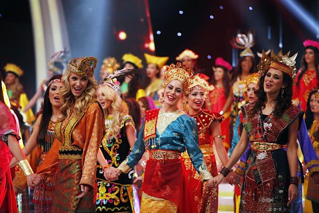 Miss World 2013 Indonesia Opening Ceremony