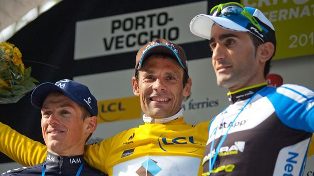 Cycling - Peraud clinches Criterium title
