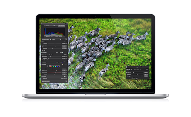 Apple led the way in screen technology this year – the sizzling Retina screen of its iPad 2 and MacBook range offered something no other company could match, in the shape of images far sharper than an