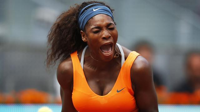 French Open - Serena: Success down to being serious