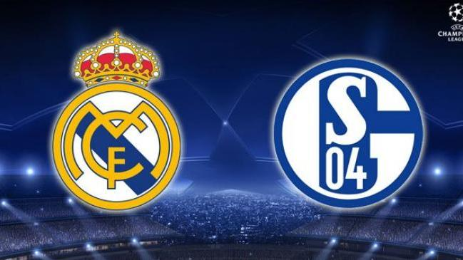 Susunan Pemain Real Madrid vs Schalke