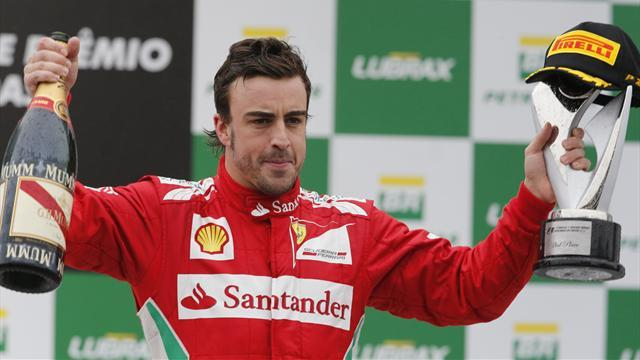 Formula 1 - F1 bosses vote Alonso driver of year