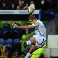 A pair of late penalties from Gareth Steenson saw Exeter to victory