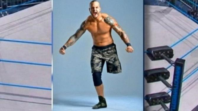 Veteran Who Lost Leg in Iraq Is Now a Professional Wrestler