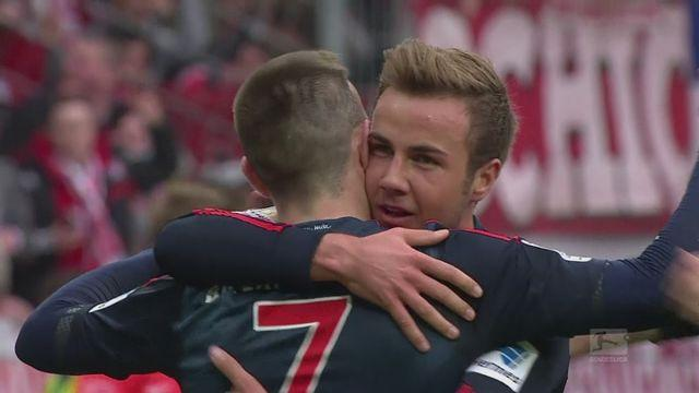 Bayern one win away from league title