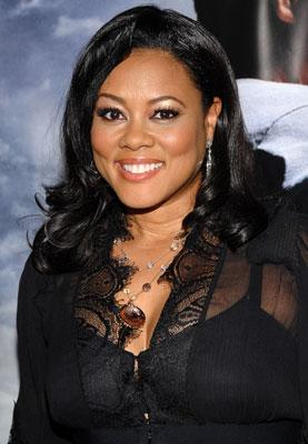 Lela Rochon at the Los Angeles premiere of Paramount Pictures' Shooter