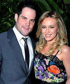 Hilary Duff's Hubby Mike Comrie Retires from the NHL