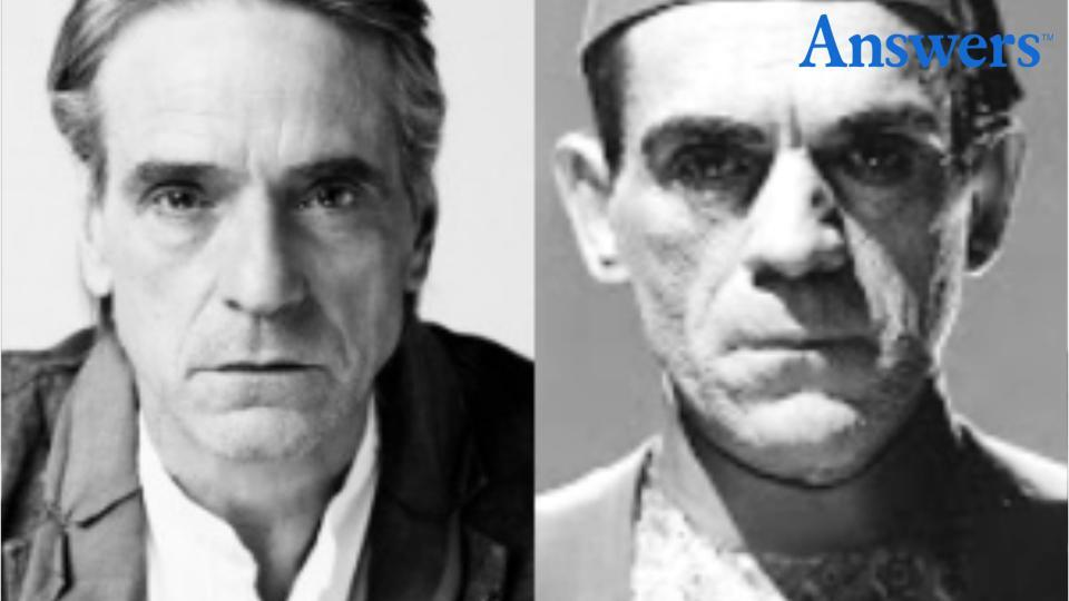 10 Celebs and Their Horror Movie Dopplegangers