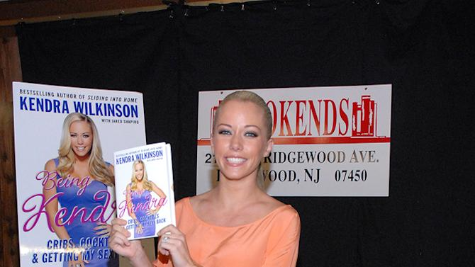 Kendra Wilkinson Book Tour