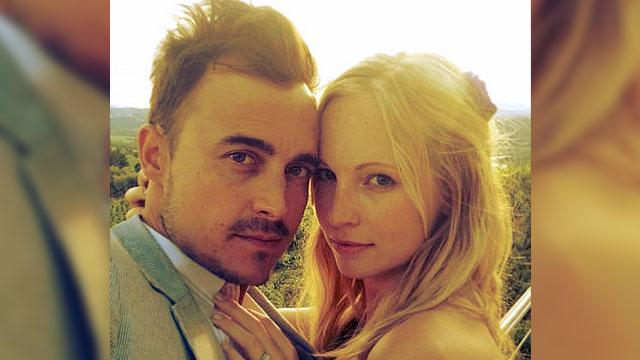 'Vampire Diaries' Star Candice Accola Engaged