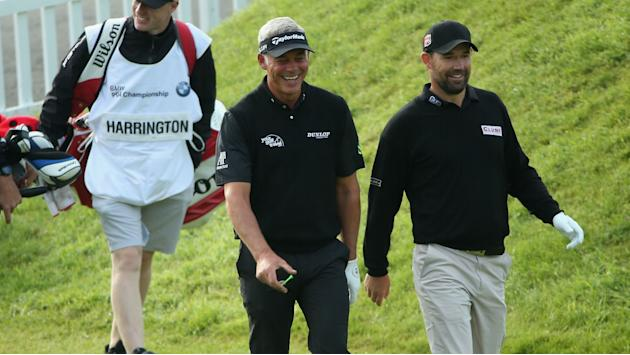 Darren Clarke names Bjorn, Harrington and Lawrie Ryder Cup vice-captains