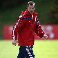 Rob Howley (pictured) says Australia will be fielding a world-class player against Wales in Kurtley Beale