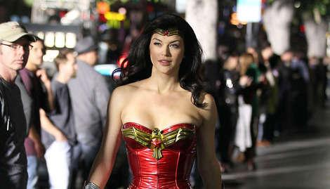 Jaimie Alexander not fussed on this cancelled Wonder Woman show...