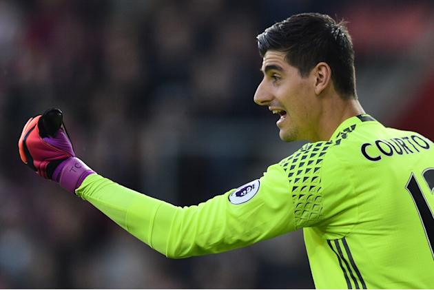 Chelsea keeper Thibaut Courtois 'crazy' about summer move to Real Madrid