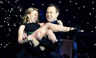 Kylie And Jason Reunited At Last On Stage