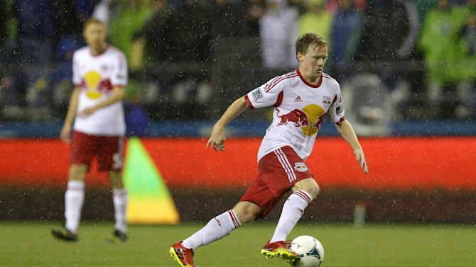 MLS Red Bulls Sounders Soccer
