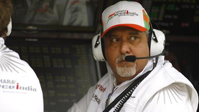 Formula 1 - Mallya tips Mumbai teen as next Indian F1 driver