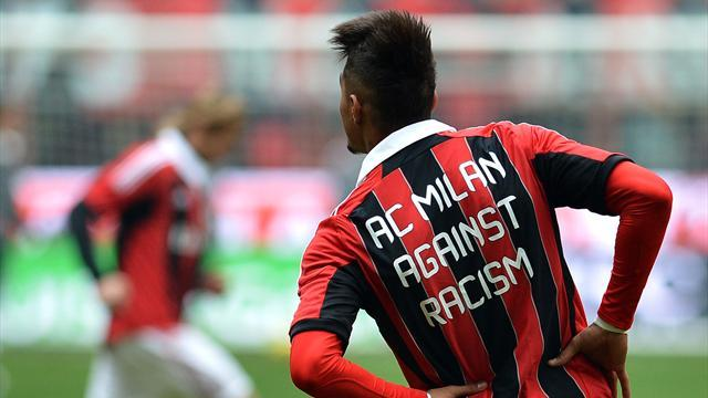 Serie A - Blatter: Boateng wrong to 'run away' from racists