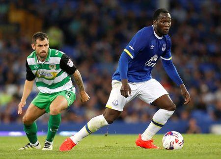 Everton v Yeovil Town - EFL Cup Second Round