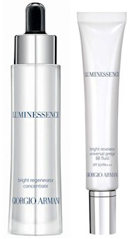 Giorgio Armani launches new Luminessence skin care collection