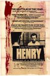 Poster of Henry: Portrait of A Serial Killer