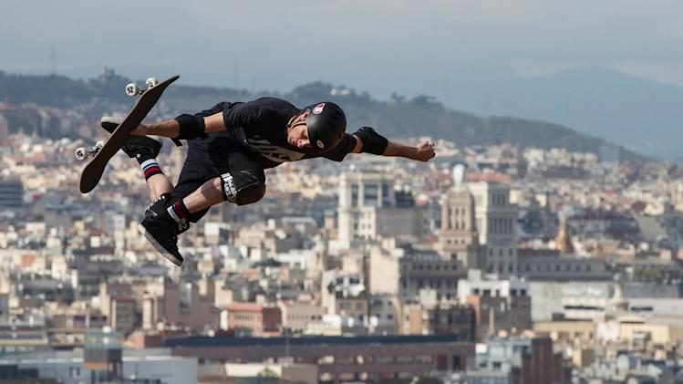 X-Games Barcelona Day 1