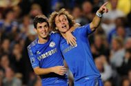 Chelsea defender Luiz: Oscar will be one of the world's best if he overcomes shyness