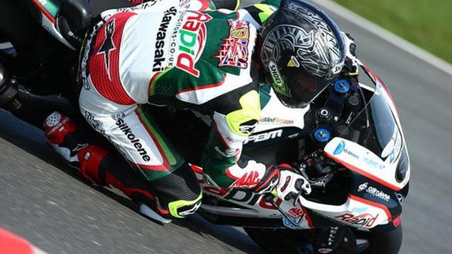 Superbikes - Brands BSB test: Byrne, Brookes top timesheets