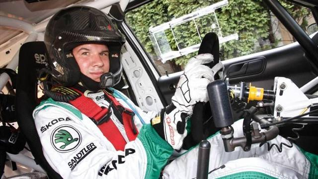 ERC - Wallenwein to contest ERC in Azores