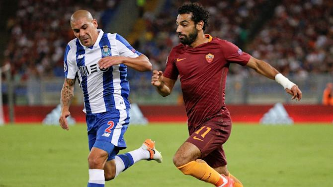 AS Roma V FC Porto - UEFA Champions League Qualifying Play-Off Second Legs