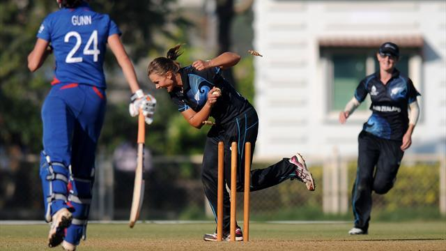 Cricket - England flop in final World Cup warm-up