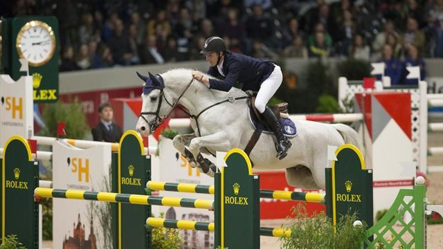 Equestrian - Will scores first World Cup victory
