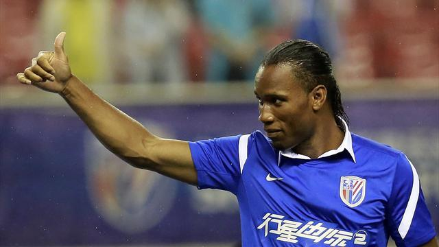Serie A - Drogba doesn't fit Galliani's Milan profile