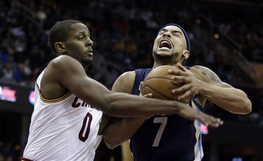 Gasol leads Grizzlies past Cavaliers 103-92