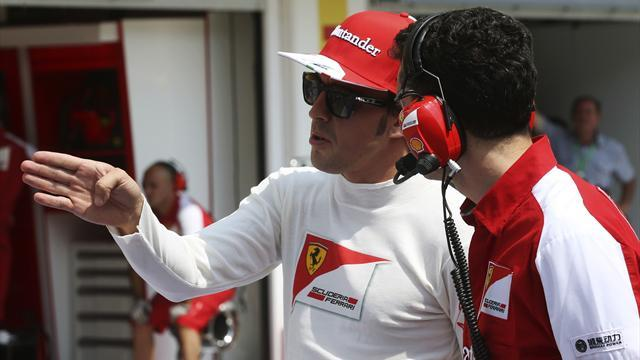 Formula 1 - Ferrari rebukes Alonso over conduct, demands 'humility'
