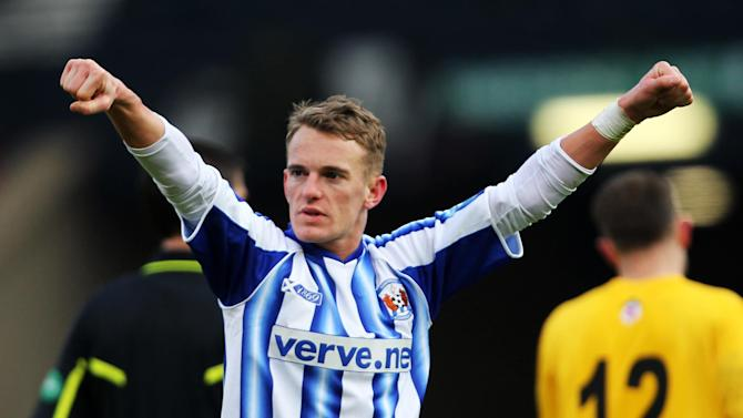 Dean Shiels has joined Rangers on a four-year deal