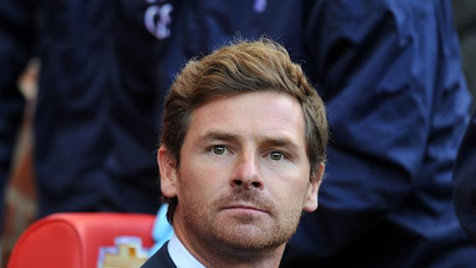Andre Villas-Boas expects Tottenham to be fighting fit