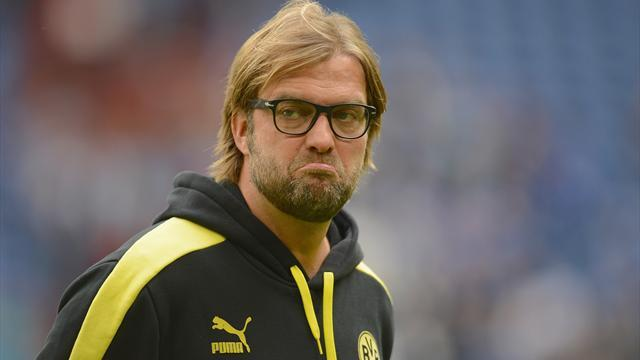 Bundesliga - No winter wonderland for unhappy Dortmund coach Klopp