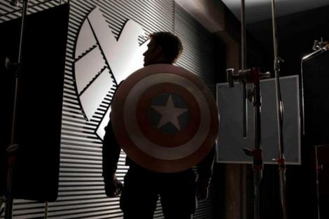 Captain America 2 new image